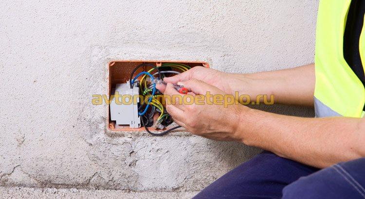 Как сделать заземление к газовому котлу в частном доме