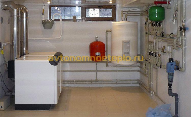 Энергонезависимые газовые котлы отопления