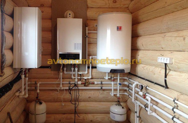 Сделать своими руками дымоход для газового котла в деревянном доме турбированный котел и кирпичный дымоход