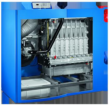Напольный газовый котел закрытого типа с чугунным теплообменником Уплотнения теплообменника Kelvion NT 250M Артём
