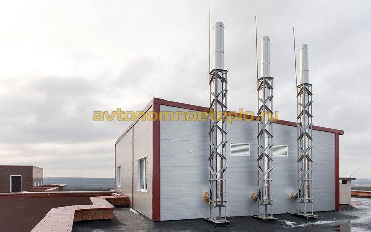 Законно ли требование управляющей компании об оплате ремонта крышной газовой котельной?