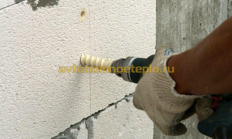 Высота установки настенного газового котла от пола
