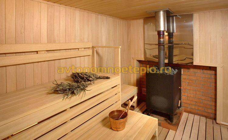 Сауны в деревянном доме своими руками 372