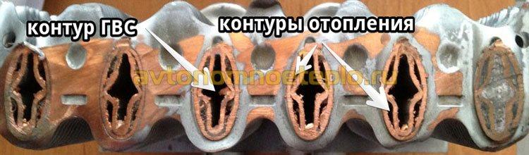 Устройство битермический теплообменник Кожухотрубный испаритель Alfa Laval DH2-272 Иваново