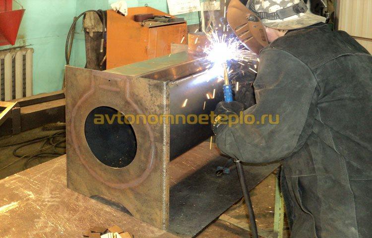 Из какого металла делать печь для бани – какая сталь лучше