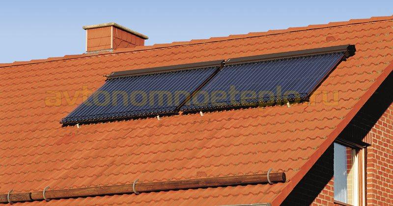 Теплый пол от солнечной батареи