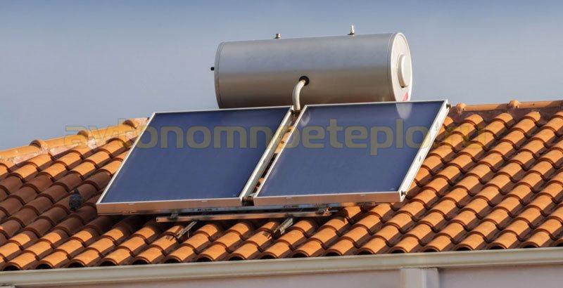 Подключение солнечного коллектора к бойлеру
