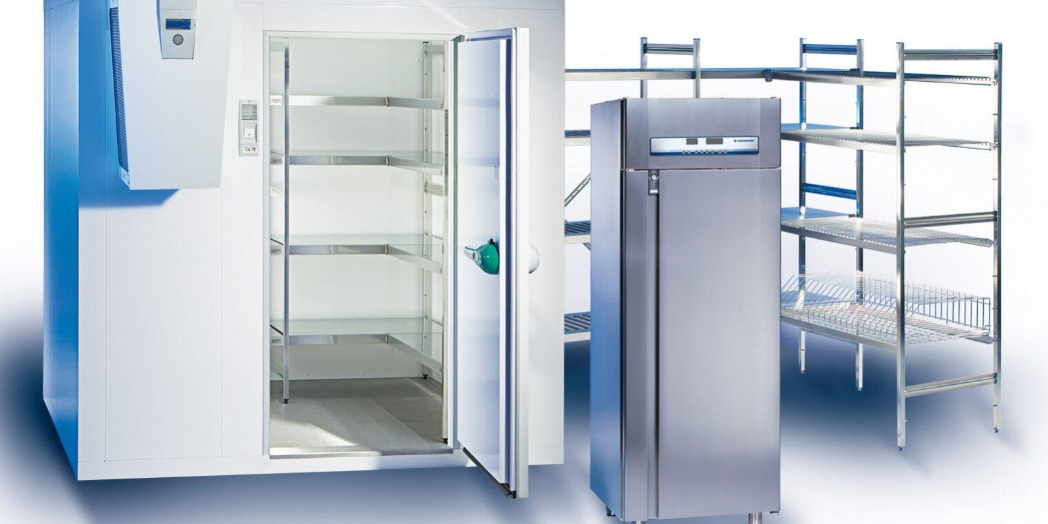 Коммерческие холодильные агрегаты и установки
