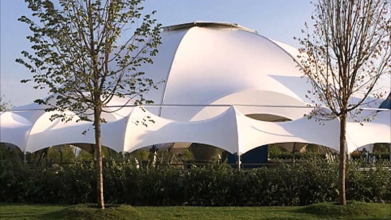 производство тентов-шатров