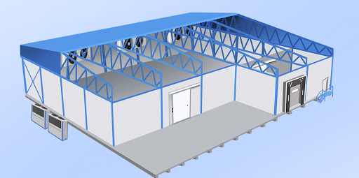Строительство холодильных складов