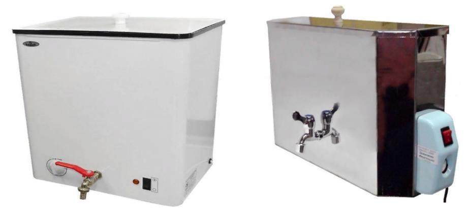 Безнапорные накопительные электрические водонагреватели