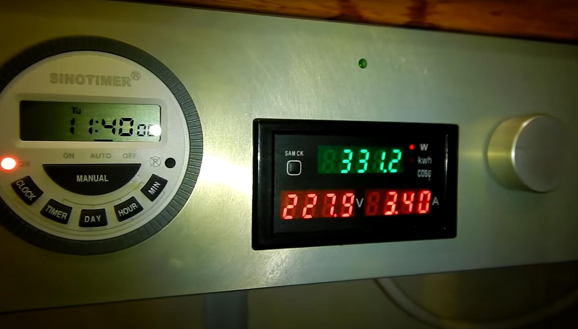 Сколько электроэнергии потребляет водонагреватель в месяц