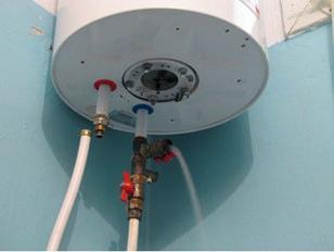 Как слить воду с электроводонагревателя
