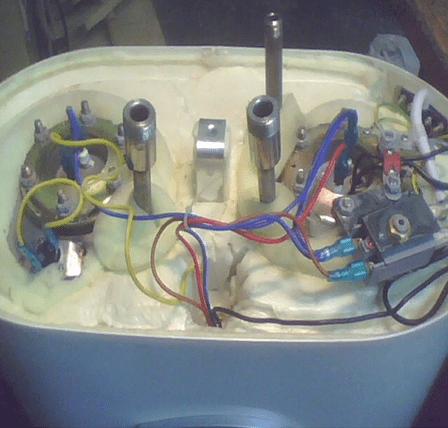 Два тэна в водонагревателе