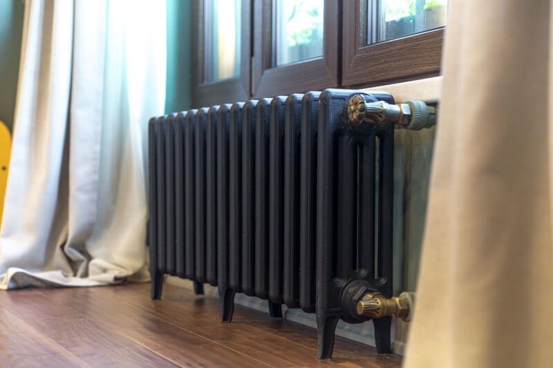 Чугунные радиаторы для дачи