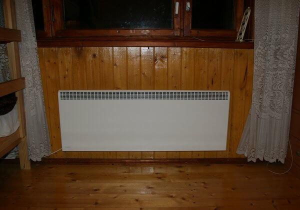 Настенные электрические радиаторы для дачи