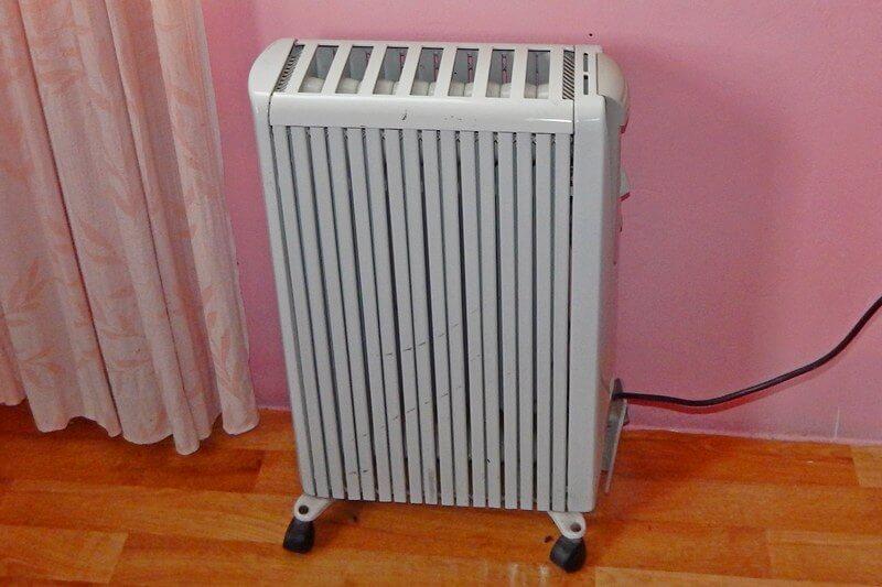 Переносной радиатор